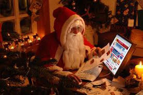 Сколько времени он тратит на выбор подарков?
