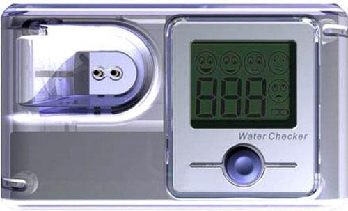 Устройство для оценки чистоты питьевой воды
