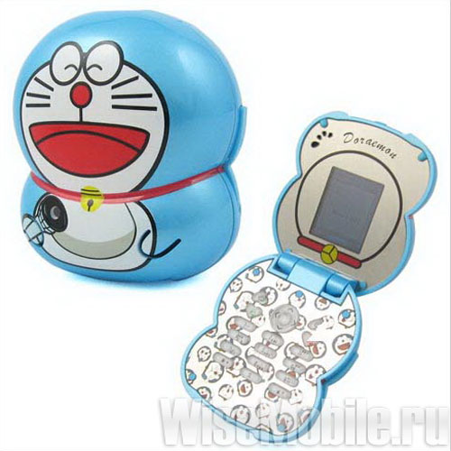 Мини-телефон Doraemon