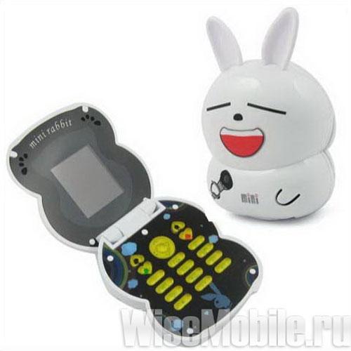 Мини-телефон Rabbit
