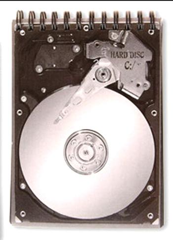 Блокнот на 50GB