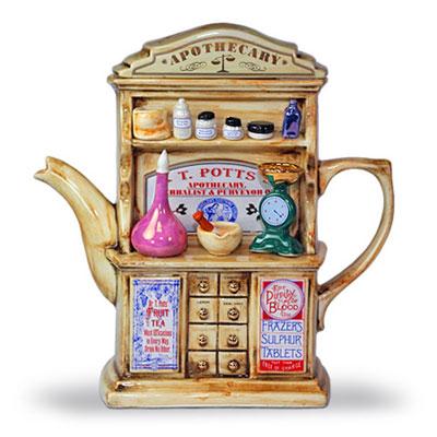 Заварочный чайник Чайный аптекарь