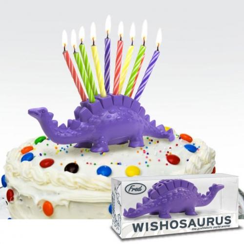 Детская подставка под свечи на торт