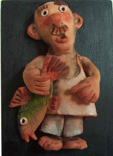 Мужик и рыба