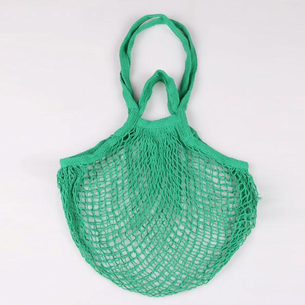 Плетеная экосумка