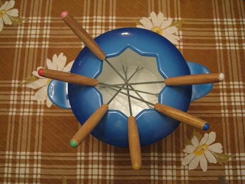 Посуда для фондю