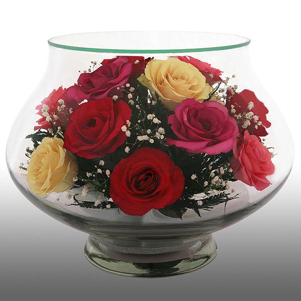Розы... Розы!