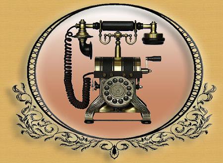 Телефон Бочонок