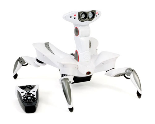 Робот-многоножка
