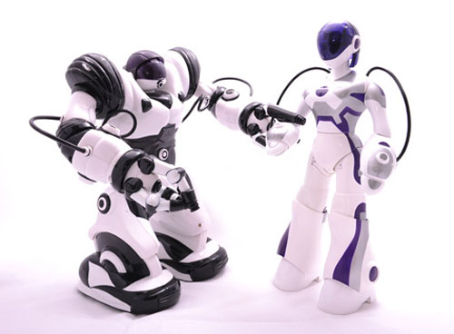 Женщина-робот
