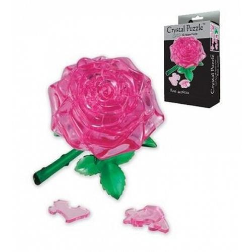 Трехмерная роза