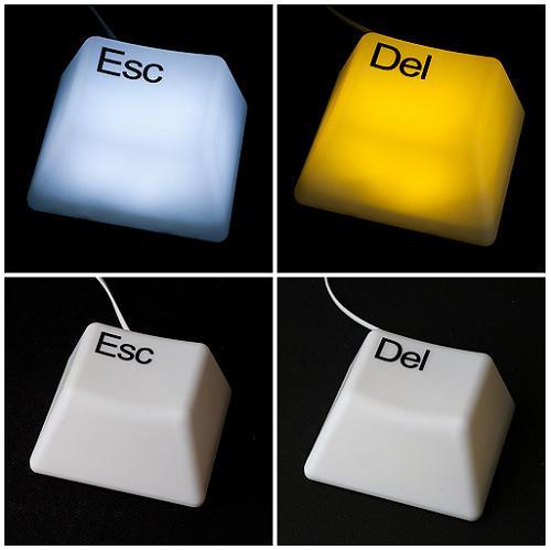 Светильники Esc, Del