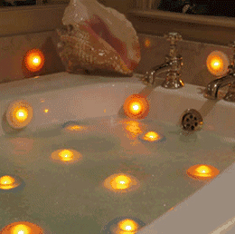 Светильники для ванной