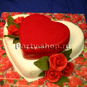 Торт ручной работы