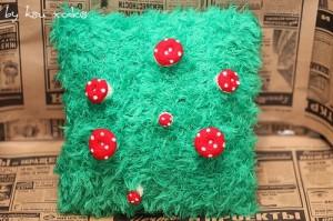 Подушка для грибника