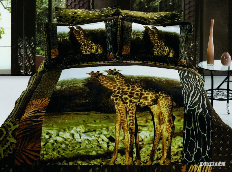 жираф белье