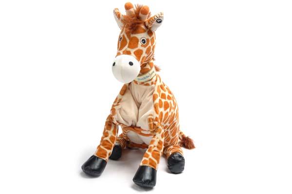 жираф джафар