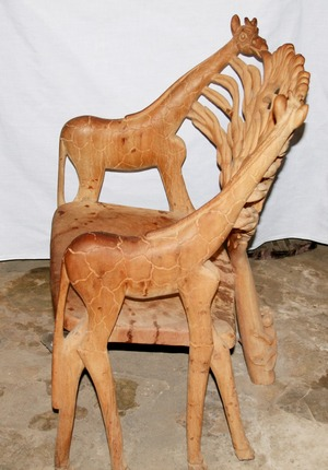 жираф стул