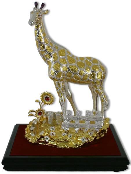 жираф статуэтка