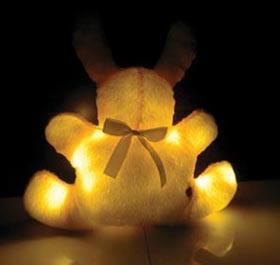 Светящийся заяц