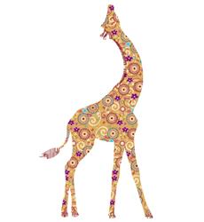 жираф узорчатый