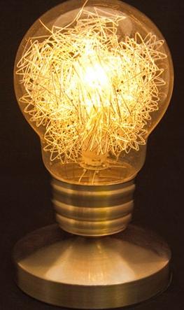 Светильник-лампочка
