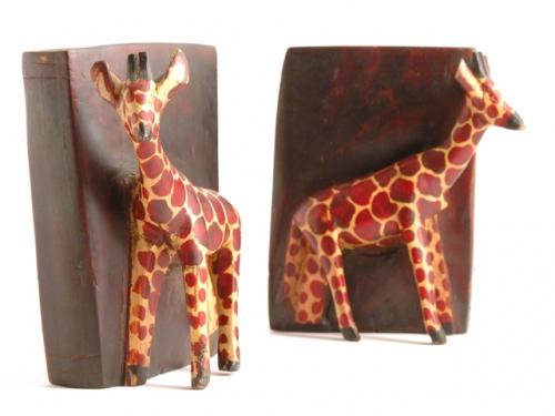 жираф подставка для книг