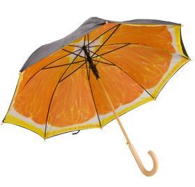 ригинальный подарок зонт-трость яркий красивый модный аксессуар