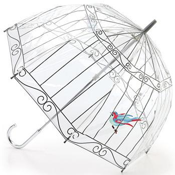 зонт клетка