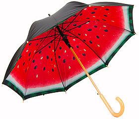 зонт арбуз