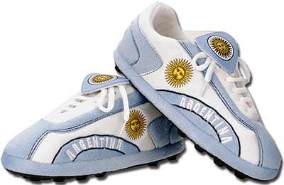 тапки сборная аргентины