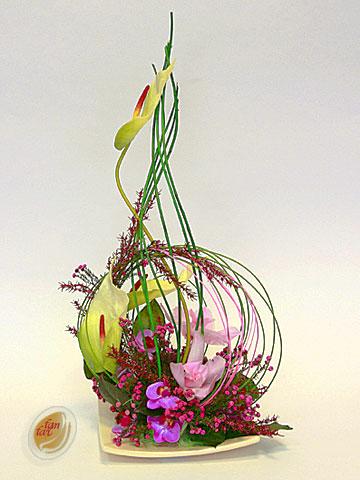 консервированные цветы