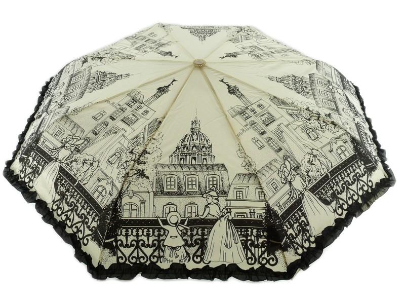 зонт рюшки ретро