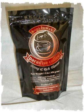 копи лювак кофе