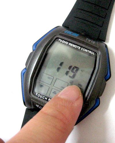 часы пульт
