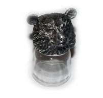 бокал медведь