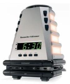 часы мягкий будильник