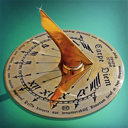 часы солнечные