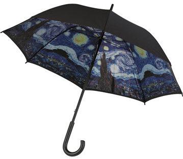 зонт ван гог