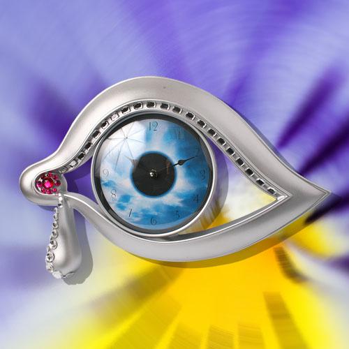 часы глаз