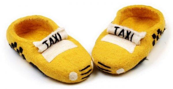 тапки такси