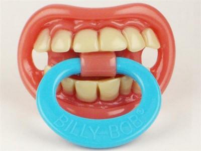 соска зубы