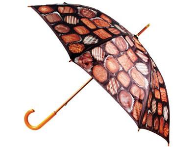 зонт печенье