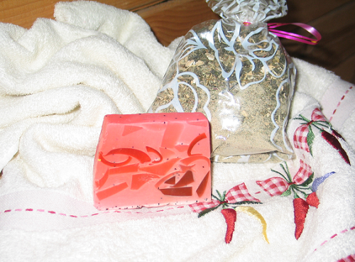 Подарочное мыло