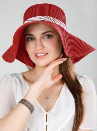 Романтическая шляпка