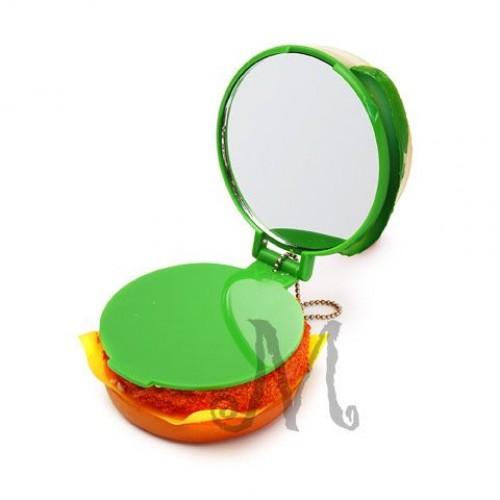 Оригинальное зеркало в открытом виде