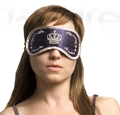 маска для сна королевна