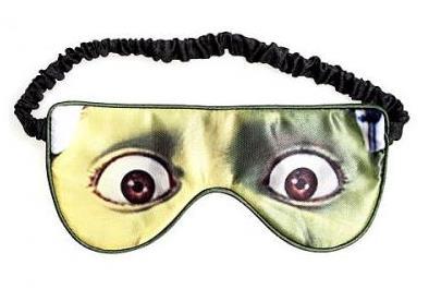 маска для сна шрек