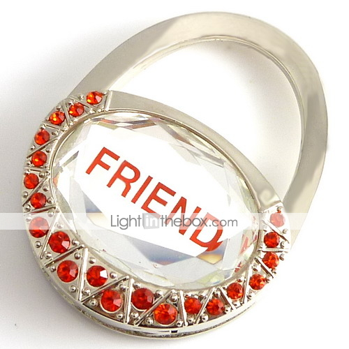 Вешалка-брелок «Friend» Crystal