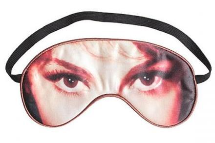 маска для сна лоллобриджида